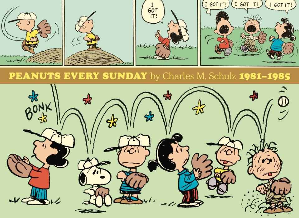 Peanuts Every Sunday Vol. 7: 1981-1985