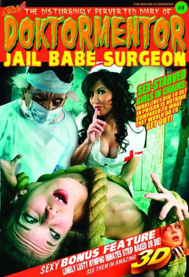 Doktormentor: Jail Babe Surgeon #1