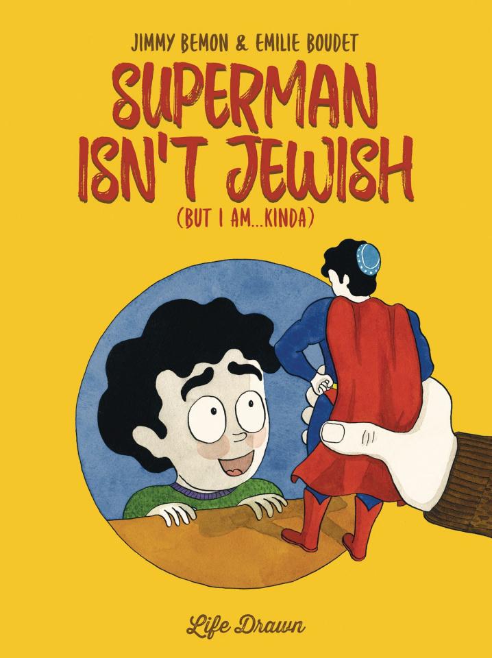 Superman Isn't Jewish But I Am... Kinda