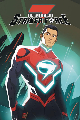 Striker Force 7 #1 (Rare Cover C)