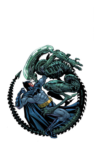 DC Comics / Dark Horse: Aliens