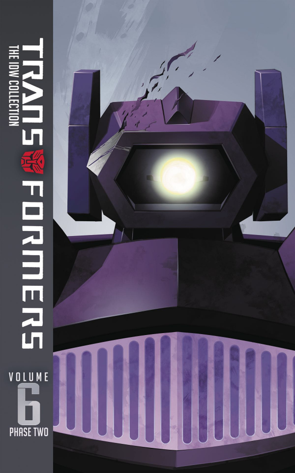 The Transformers: The IDW Collection Vol. 6: Phase 2