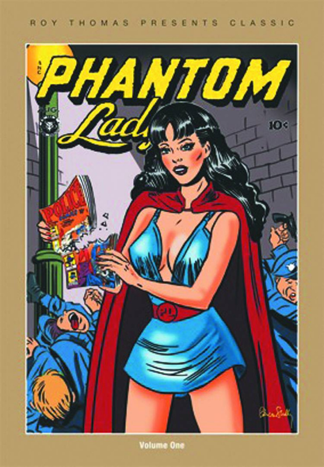 Classic Phantom Lady Vol. 1