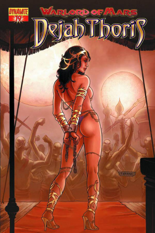 Warlord of Mars: Dejah Thoris #19