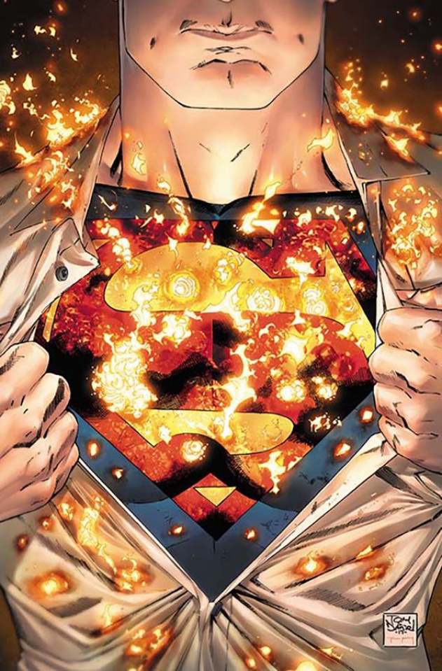 Superman #17 (Variant Cover)