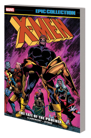 X-Men: The Fate of the Phoenix (Epic Collection)