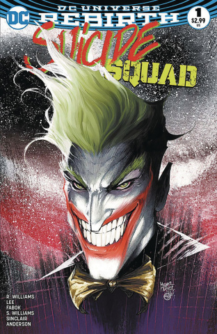 Suicide Squad #1 (Aspen Cover)