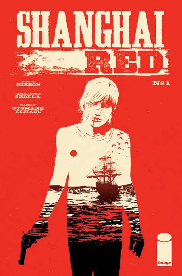 Shanghai Red #1 (Boss Cover)