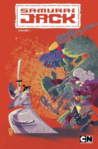Samurai Jack Vol. 1