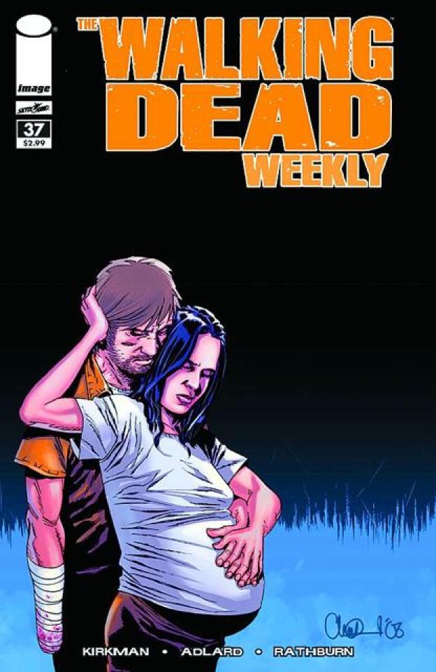 The Walking Dead Weekly #37
