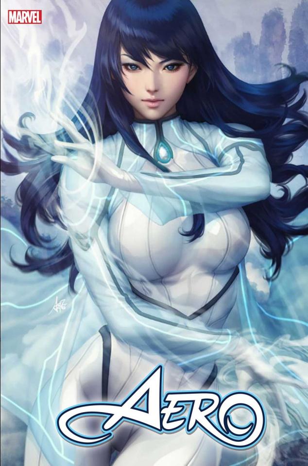 Aero #1 (Artgerm Cover)