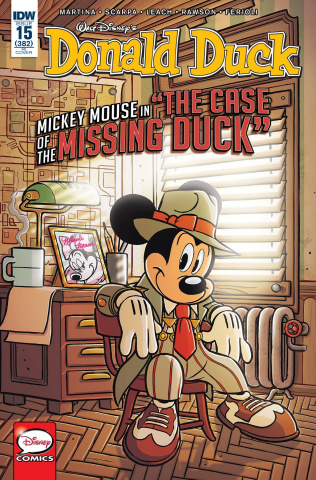 Donald Duck #15 (10 Copy Cover)