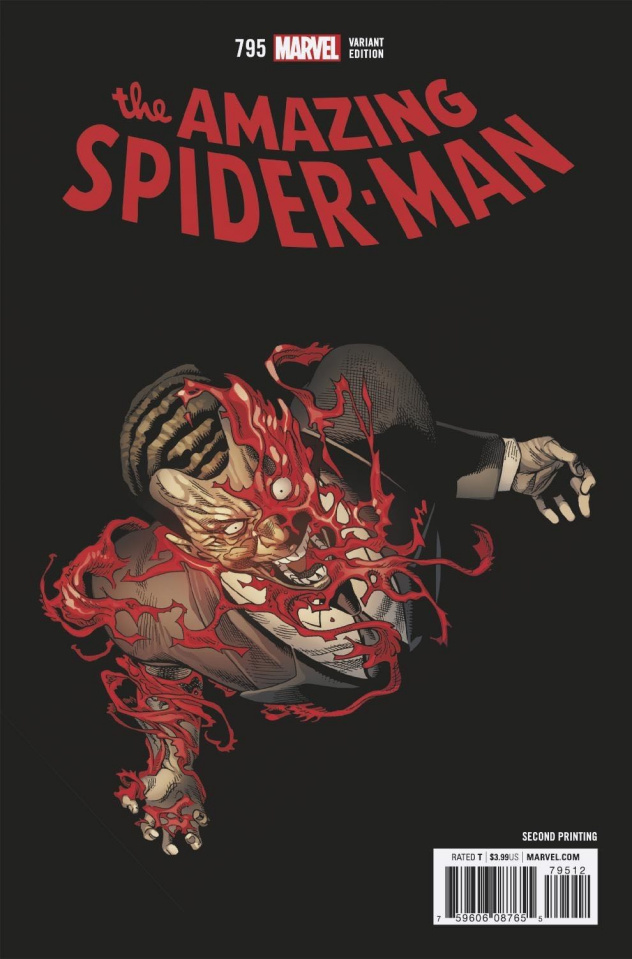 The Amazing Spider-Man #795 (2nd Printing)