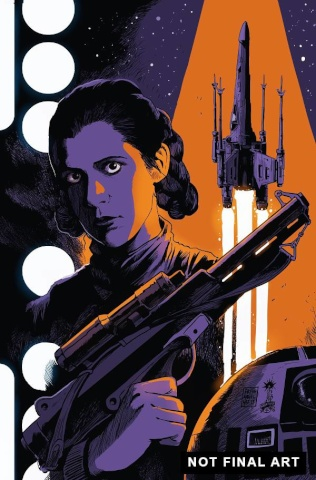 Princess Leia #3 (Variant Cover)