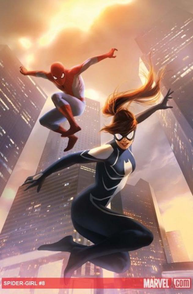 Spider-Girl #8