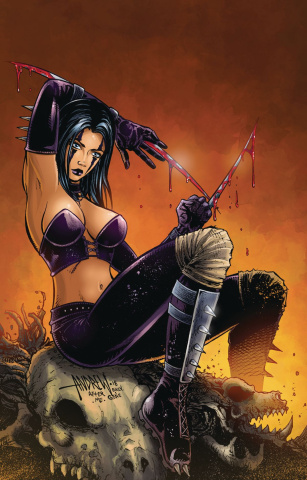 Cavewoman: Razor's Run #1 (Magnum Limited Cover)