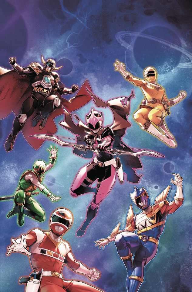 Mighty Morphin' Power Rangers #31