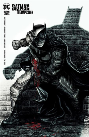 Batman: The Imposter #1 (Lee Bermejo Cover)