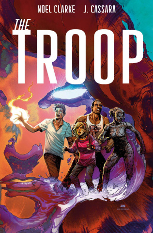 The Troop #2 (Cassara Cover)