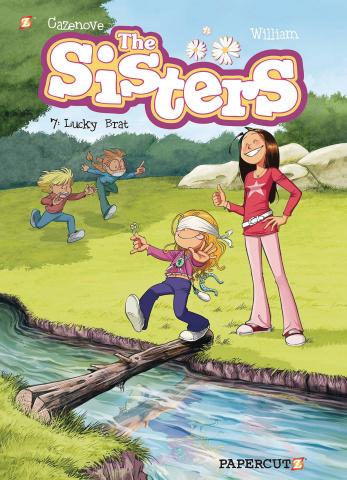Sisters Vol. 7: Lucky Brat