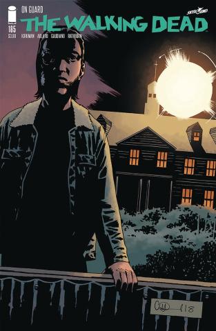 The Walking Dead #185 (Adlard & Stewart Cover)