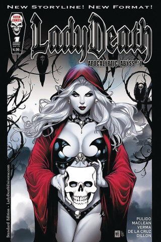 Lady Death: Apocalyptic Abyss #1