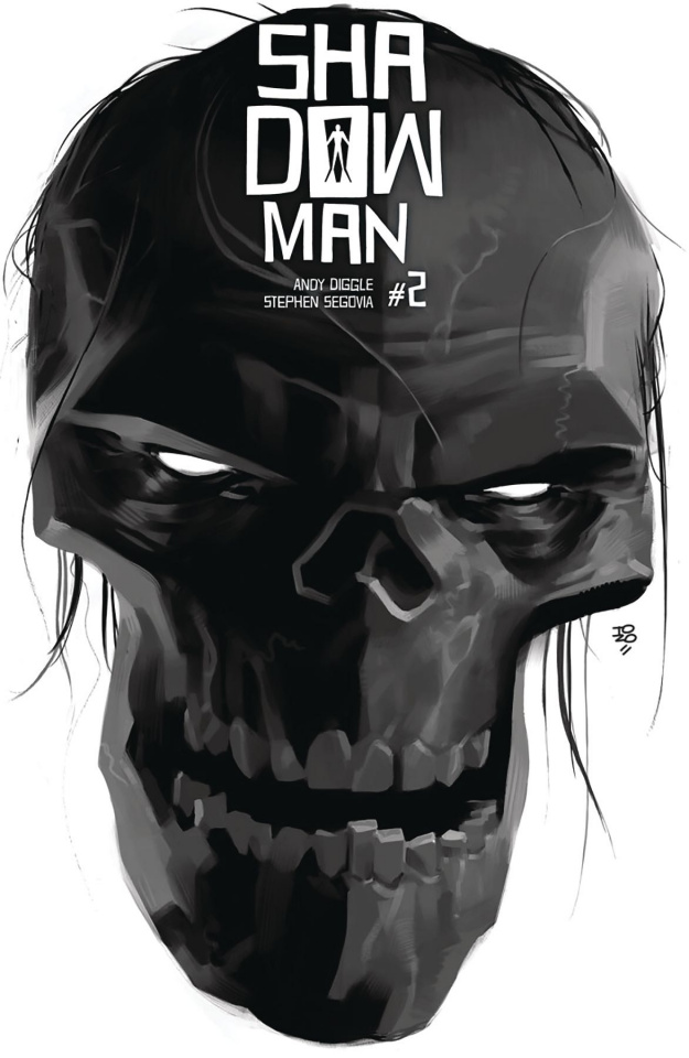 Shadowman #2 (Zonjic Cover)
