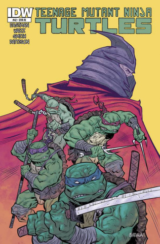 Teenage Mutant Ninja Turtles #42 (10 Copy Cover)