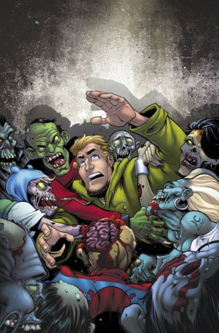 Fanboys vs. Zombies #2 (2nd Printing)