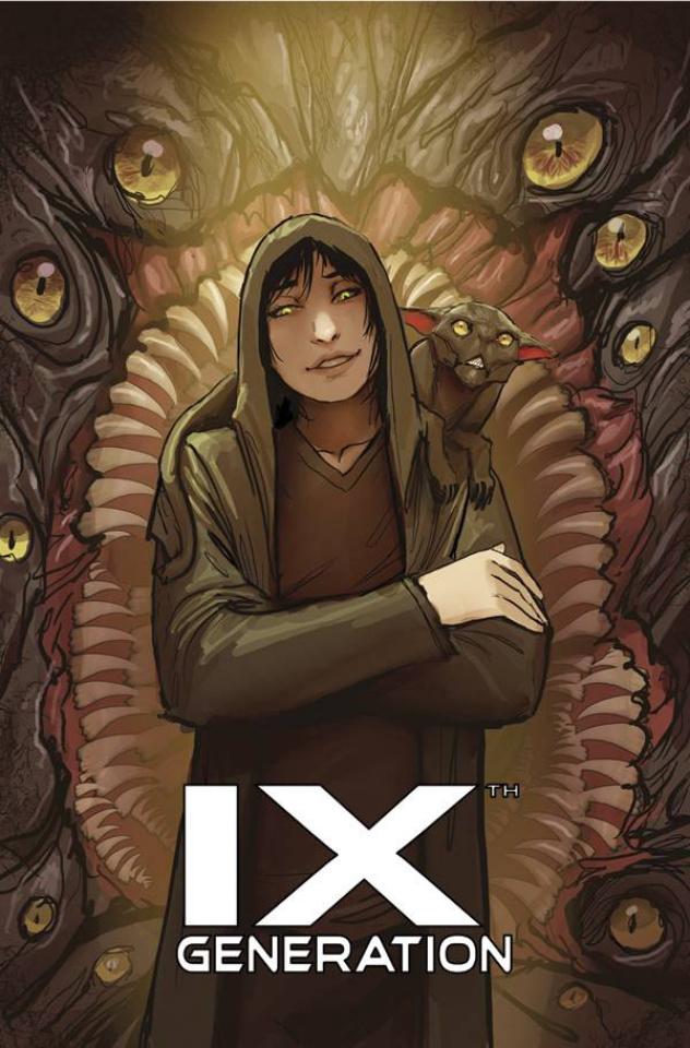 IXth Generation #6 (Sejic Cover)