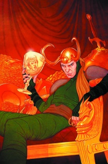 Loki: Agent of Asgard #3 (2nd Printing)