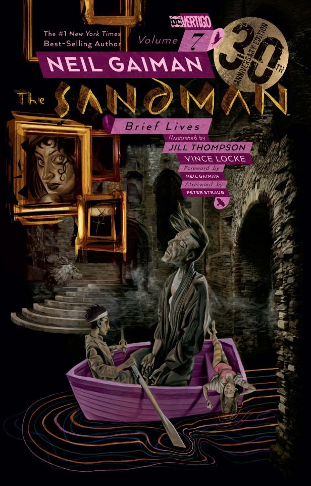 The Sandman Vol. 7: Brief Lives (30th Anniversary Edition)