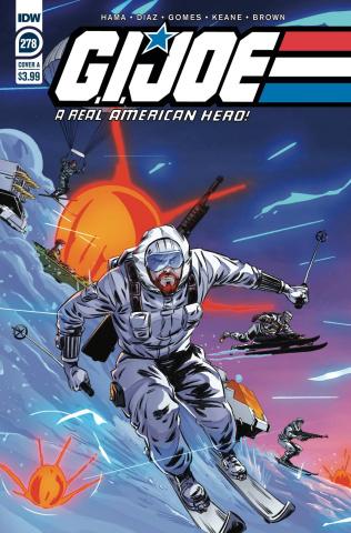 G.I. Joe: A Real American Hero #278 (Schoening Cover)