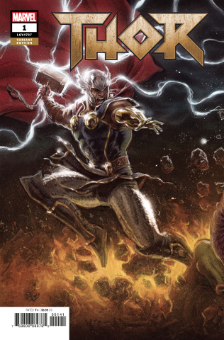 Thor #1 (Andrews Connecting Cover)