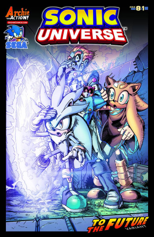Sonic Universe #81 (Thomas Cover)