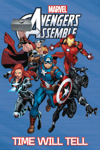 Avengers Assemble: Time Will Tell (Digest)
