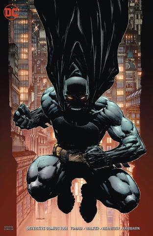 Detective Comics #1001 (Variant Cover)