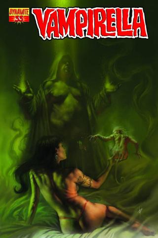 Vampirella #33 (Parrillo Cover)