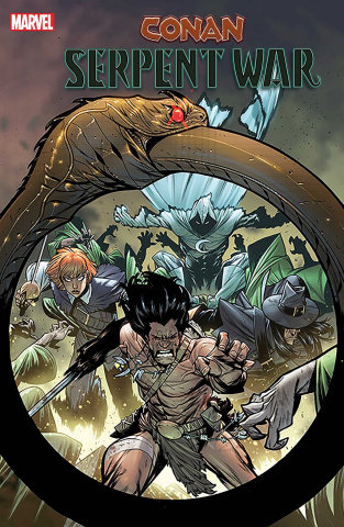 Conan: Serpent War #3 (Jacinto Cover)