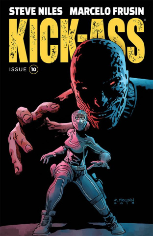 Kick-Ass #10 (Frusin Cover)