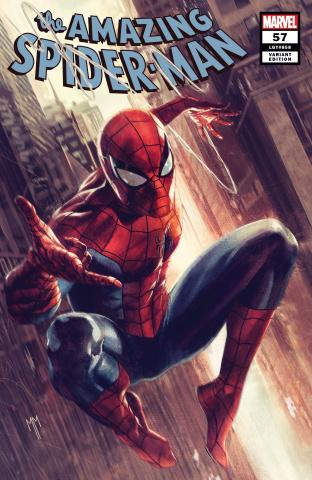 The Amazing Spider-Man #57 (Mastrazzo Cover)
