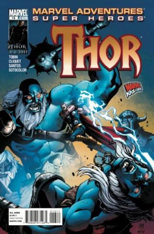 Marvel Adventures: Super Heroes #13