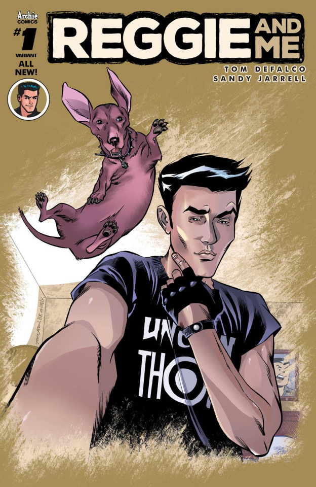 Reggie and Me #1 (Ron Frenz Cover)