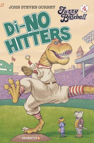 Fuzzy Baseball Vol. 4: Di-NO Hitters