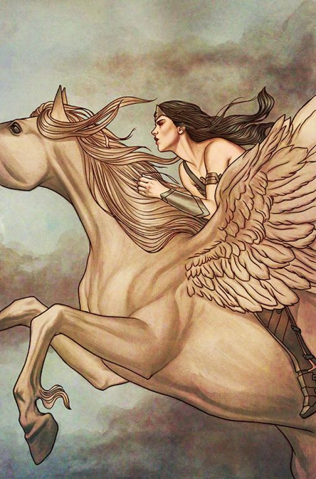 Wonder Woman #33 (Variant Cover)