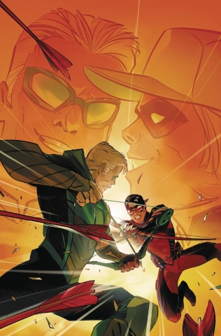 Green Arrow #18