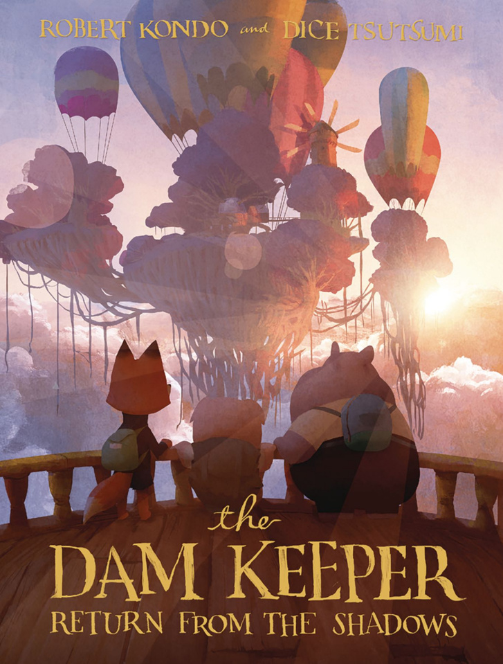 The Dam Keeper Vol. 3: A World Without Darkness