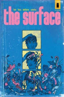 The Surface #1 (Foss & Bellaire Cover)