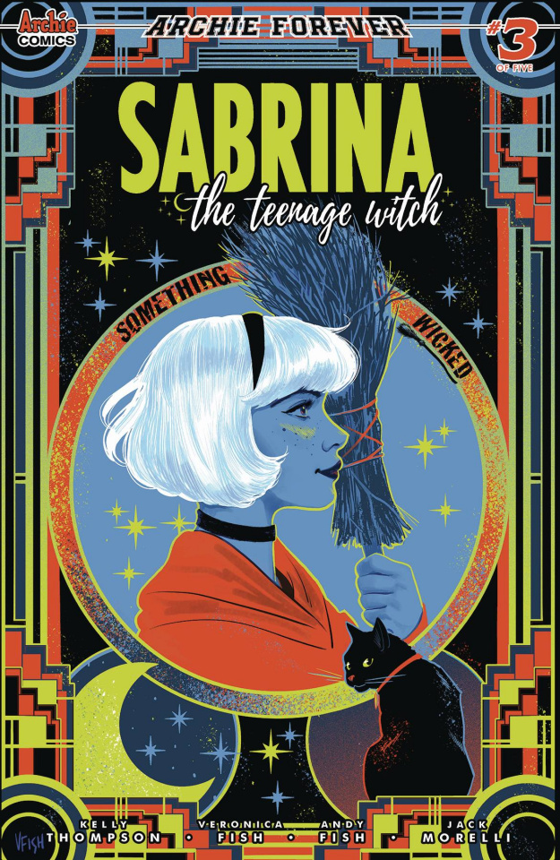 Sabrina: Something Wicked #3 (Fish Cover)