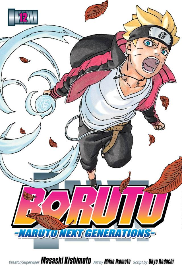 Boruto Vol. 12: Naruto Next Generations